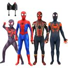 Spider-Man Homecoming Cosplay Costume Iron Spiderman Superhero Bodysuit Jumpsuit