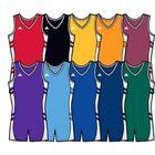 Внешний вид - ADIDAS SPEEDSUIT FITNESS WORKOUT WICKING TRACK WRESTLING SINGLET RUNNING SUIT