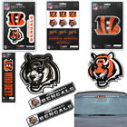 NFL Cincinnati Bengals Premium Vinyl Decal / Sticker / Emblem - Pick Your Pack on eBay