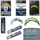 NFL Los Angeles Chargers Premium Vinyl Decal / Sticker / Emblem - Pick Your Pack $6.98 USD on eBay