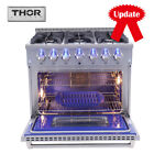 "Thor Kitchen Cooking Gas Range Stove & 24"" Dishwasher & Range Hood & Wine Cooler photo"