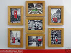 ONE DOLLSHOUSE MINIATURE PICTURE Choose from 7 LONDON SCENES & 3 SIZES Handmade