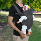 Adjustable Head Baby Backpack Carrier M-position Breathable UK/EU Safety Tested