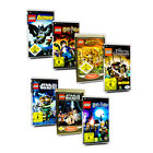 PSP Spiel Lego Batman Lego Harry Potter Lego Indiana Jones Lego Star Wars