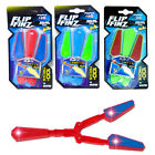 Flip Finz Blue Green Red Light Up 100 Tricks LED Spin Flip it Flip Finz Toy US