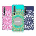 CUSTOM CUSTOMISED PERSONALISED MANDALA SOFT GEL CASE FOR XIAOMI PHONES