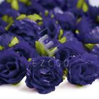 50pcs 40mm Artificial Flower Heads Small Sakura Craft Wedding Decoration HCHS6