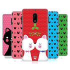 HEAD CASE DESIGNS CHRISTMAS CATS HARD BACK CASE FOR NOKIA PHONES 1