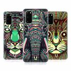 HEAD CASE DESIGNS AZTEC ANIMAL FACES 2 HARD BACK CASE FOR SAMSUNG PHONES 1