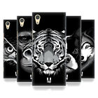 HEAD CASE DESIGNS BIG FACE ILLUSTRATED 2 HARD BACK CASE FOR SONY PHONES 1