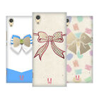 HEAD CASE DESIGNS GLASS RIBBONS HARD BACK CASE FOR SONY PHONES 1
