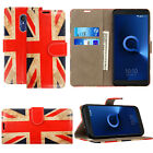 For Alcatel 3V / 3C New Stylish Premium Leather Wallet Phone Case Cover