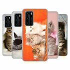 HEAD CASE DESIGNS CATS SOFT GEL CASE FOR HUAWEI PHONES