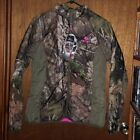 Ladies Mossy Oak Break Up Country Camouflage Insulated Jacket