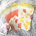 20Pcs - 100Pcs Butterfly Design Poly Mailers, Plastic Envelope Shipping Bags