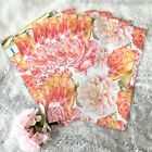 20Pcs - 100Pcs Watercolor Blossom Design Poly Mailer Envelopes Shipping Bags
