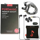 Stereo SP33 Earphones Handsfree Headphones with Volume Remote For Android & IOS