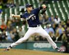 Chase Anderson Milwaukee Brewers 2018 MLB Action Photo VE112 (Select Size)