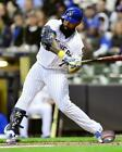 Eric Thames Milwaukee Brewers 2018 MLB Action Photo VD217 (Select Size)