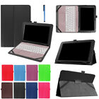 """Smart Slim Leather Stand Case Cover Skin For Asus Transformer Book T101HA 10.1"""""""