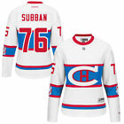 PK Subban Montreal Canadiens Reebok Womens 2016 Winter Classic Premier Jersey