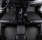 Car floor mat before & after lining waterproof for Ford Escape 2012-2018