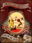DOG TRICK'S GALORE CIRCUS GREATEST SHOW ON EARTH  METAL SIGN CHOOSE YOUR SIZE