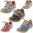 Ladies Real Leather Comfort Low Shoes Real Leather Sneakers New TMA 1646 36-42