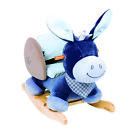 Nattou Toys Baby Toddler Soft Plush Ride-on Rocker Various Characters