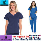 Внешний вид - Med Couture Scrubs Set  EZ FLEX STRETCH Uniform Sport Top & Pant(8489/8741)_PR