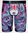 Ethika Staple Colorful Wild Neon ELECTRIC DREAM Long Boxer Briefs Mens NEW