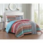Avondale Manor Martika 7-piece Comforter Set with Bonus Thro