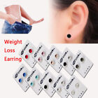 Magnetic Stud Slimming Earrings Patch Lose Weight Magnetic Health Jewelry Stud $1.46 CAD on eBay