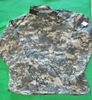 US ACU AT Digital Combat Jacket Army UCP Digi camo Rip Stop coat neu original