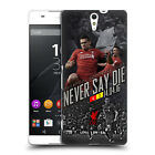 OFFICIAL LIVERPOOL FOOTBALL CLUB ANFIELD MAGIC HARD BACK CASE FOR SONY PHONES 2