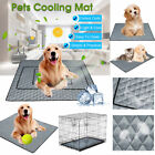 Внешний вид - Pet Cooling Mat Non-Toxic Cool Gel Pad Cooling Pet Bed for Summer Dog Cat Puppy