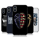OFFICIAL WWE ROMAN REIGNS BLACK SOFT GEL CASE FOR APPLE iPHONE PHONES