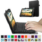 For Smartab 10.1'' 2-in-1 ST1009XBK/STW1800 Tablet Case Folio Cover Stand