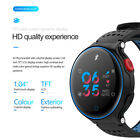 X2Plus Motion Pedometer Activity Heart Rate Monitor Fitness Tracker Smart Watch