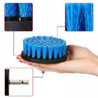 3X Window Floor Carpet Glass Clean Drill Brush Tile Grout Power Scrubber Glitzy