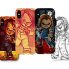 Chucky Scary Doll Horror Hard Cell Phone Case for IPhone 6 7 8 Plus Samsung