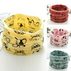 Внешний вид - Autumn Winter Boys Girls Baby Cartoon Dog Warm Scarf Cotton O Ring Neck Scarves