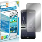 For LG G Flex - Brand New HD Clear Anti Glare LCD Screen Protector Cover