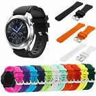 Silicone Sport Strap Watch Band For Fossil Q Wander &Founder Gen 1 /2