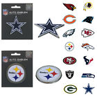New NFL Pick your Teams Auto Car Truck Heavy Duty Metal Color Emblem on eBay