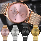 Quartz Wrist Watch Women Ladies Silicone Strap Analog Fashion Casual Watches  image