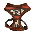 Dog Puppy Harness - Puppia - Reindeer Prancer w. Smart Tag -