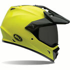 Bell Powersports MX-9 Adventure Solid Helmet #