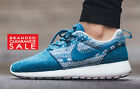 BNIB New Women Nike Roshe One Winter Trainer Blue Black Size 5 uk