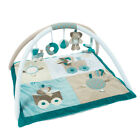 Nattou - Baby & Toddler Soft Plush Playmat - Various Characters - Washable